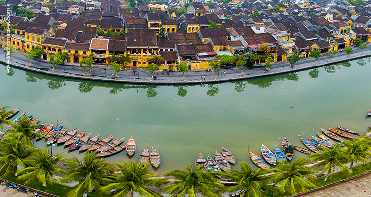 Hoi An - Vietnam's favorite destination for Australian visitors