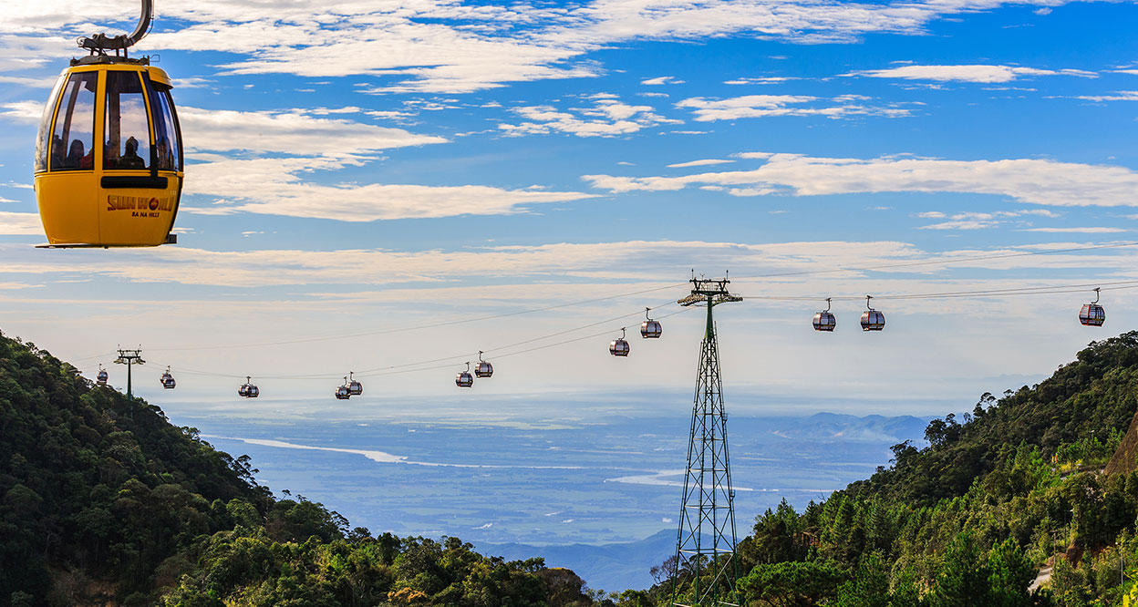 Detailed itinerary of Ba Na Hills Day Trip from Danang