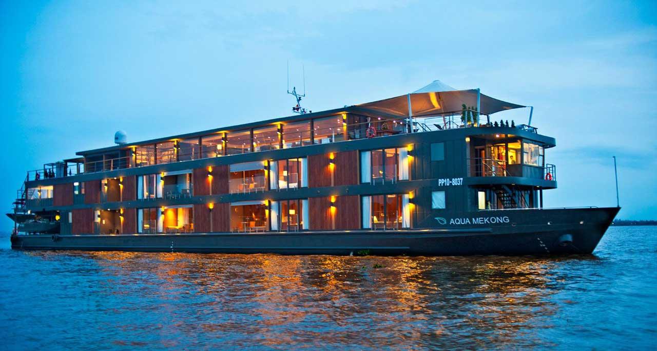 Day 2: Saigon – Mekong Delta – Overnight on river cruise.
