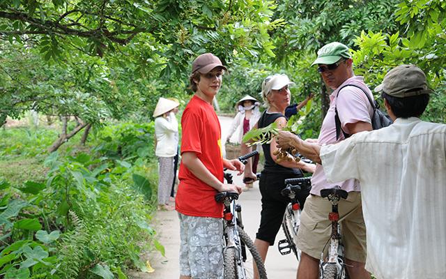 Biking Mekong Delta