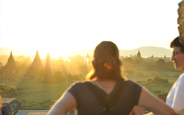From Angkor Wat to Bagan