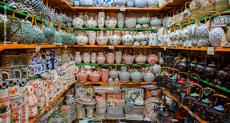Vietnamese's Ceramic and Pottery