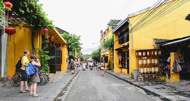 Day 11: Hoian City Tour.