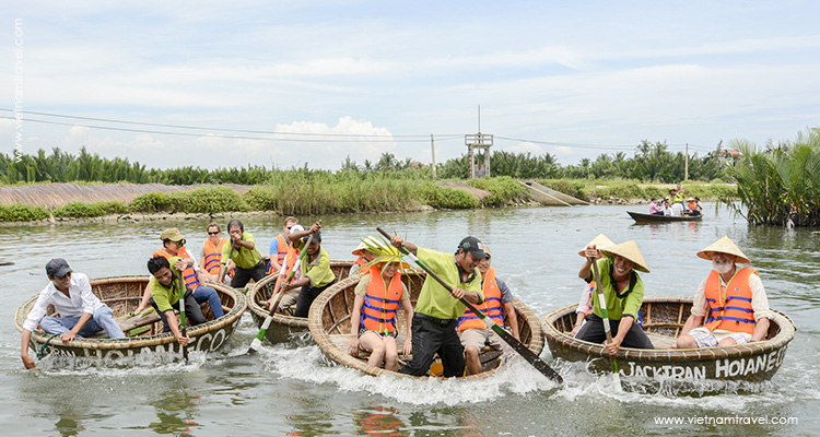 Day 12: Hoian Ecotour: Farming & Fishing Tour (Join-in)