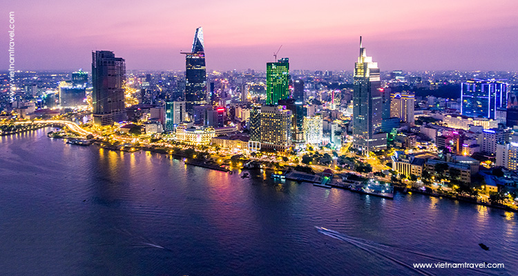 Day 13: Hoian - Danang - Fly to Ho Chi Minh City.