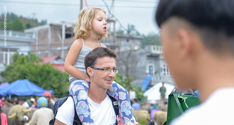 Day 8: Sapa - Hilltribe Market - Hanoi.