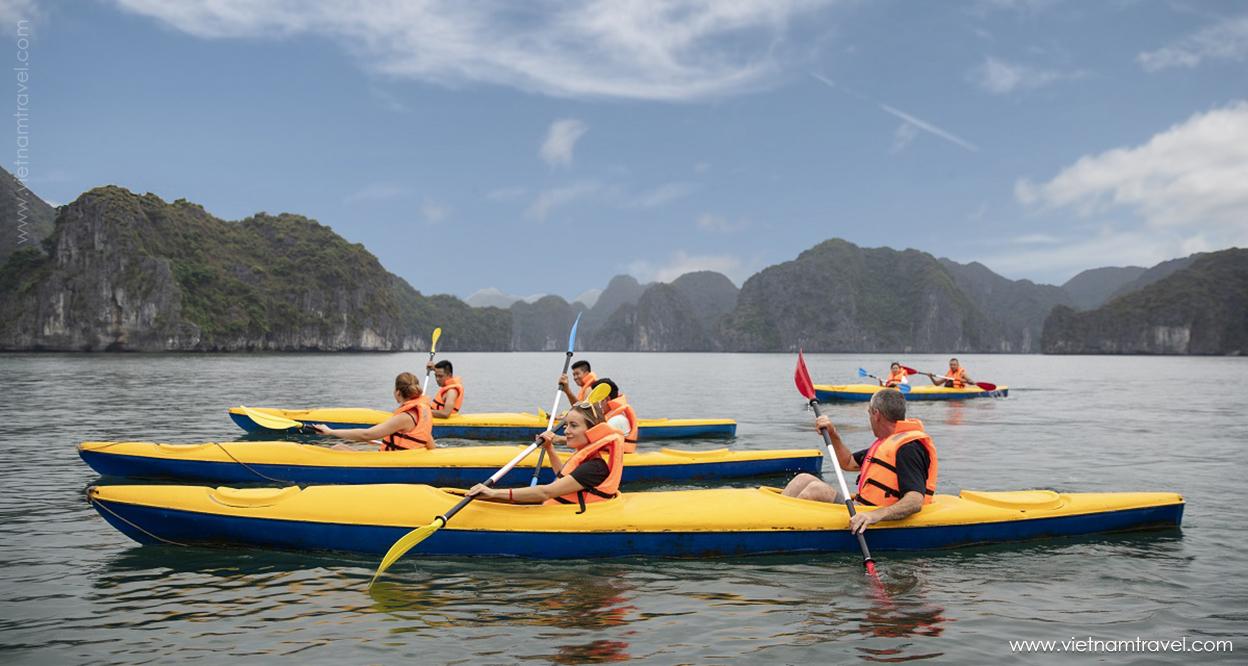 La Regina Legend Activities Kayak