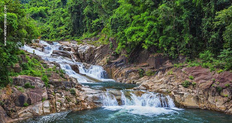 Yang Bay Waterfall Nha Trang