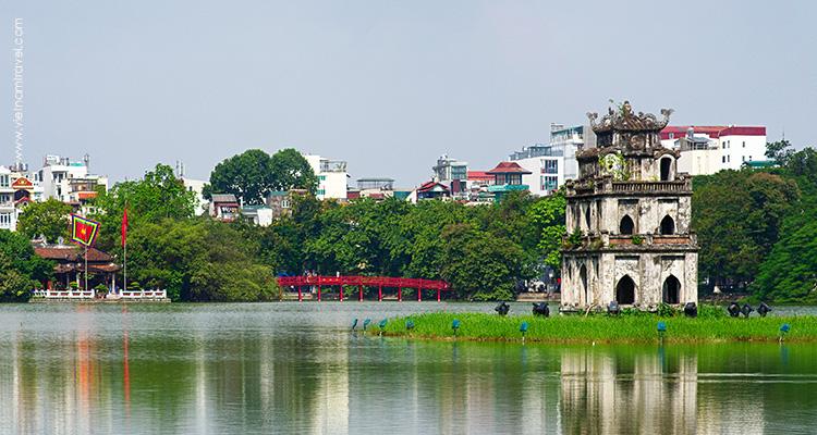 Day 2: Hanoi Cooking Class & City Tour.