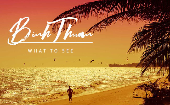 What to see in Binh Thuan?