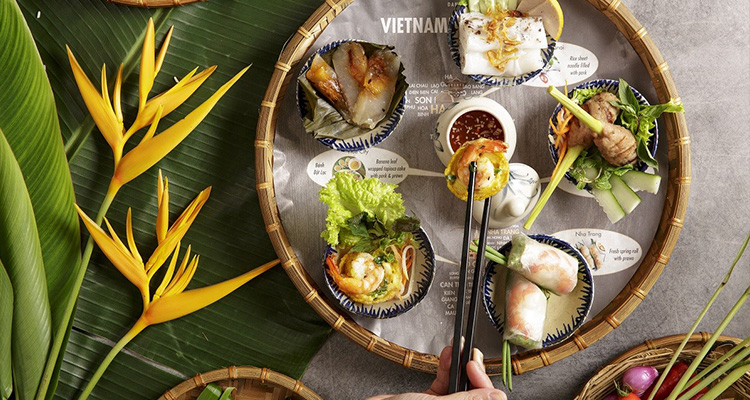 Delicious culinary in Danang