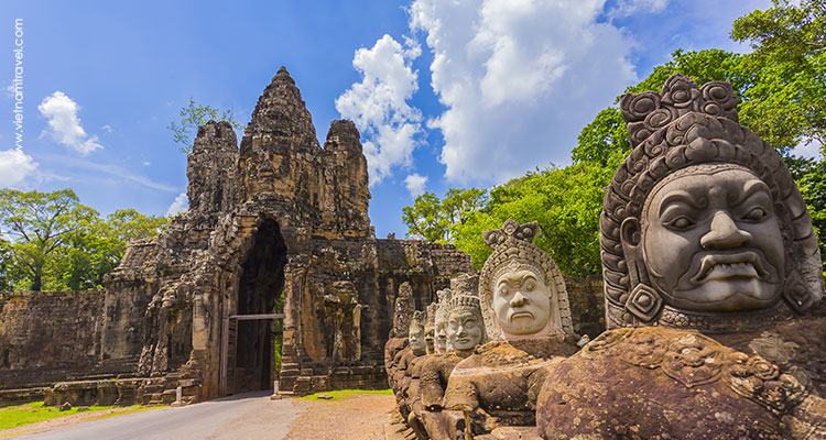 Day 2: Siem Reap – Angkor Temples.