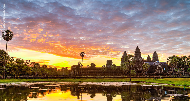 Day 2: Discover Angkor.
