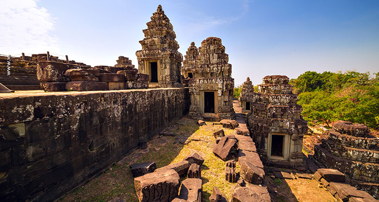 4 Nights | Siem Reap to Phnom Penh