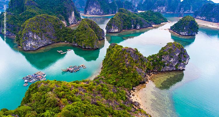 Day 5: Ninh Binh – Drive to Hai Phong – Halong – Overnight on cruise