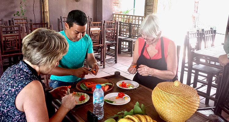 Day 7: Ho Chi Minh City Cooking Class – Departure.