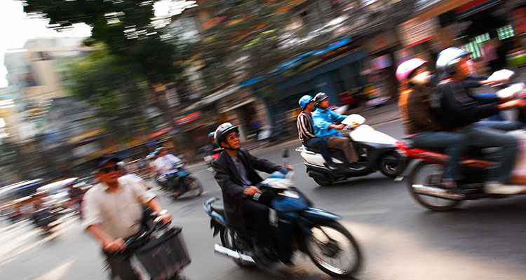 Day 2: Hanoi – Free day.
