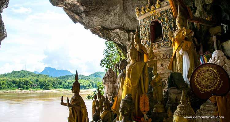 Day 10: Nong Khiaw – Pak Ou Cave – Luang Prabang.