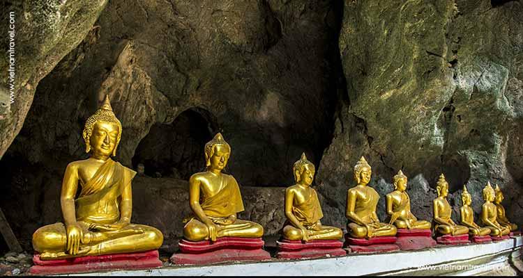Day 12: Luang Prabang – Pak Ou Cave – City Tour.