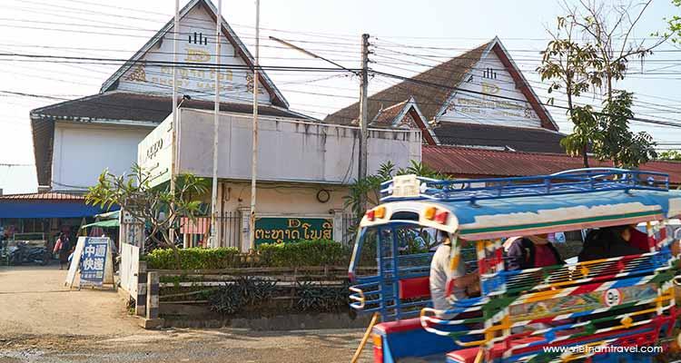 Day 12: Luang Prabang Departure.