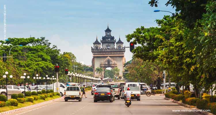 Day 14: Vientiane Departure.