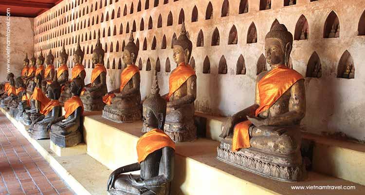 Day 13: Vientiane City Tour – Buddha park.