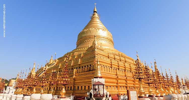 Day 7: Bagan temples exploration.