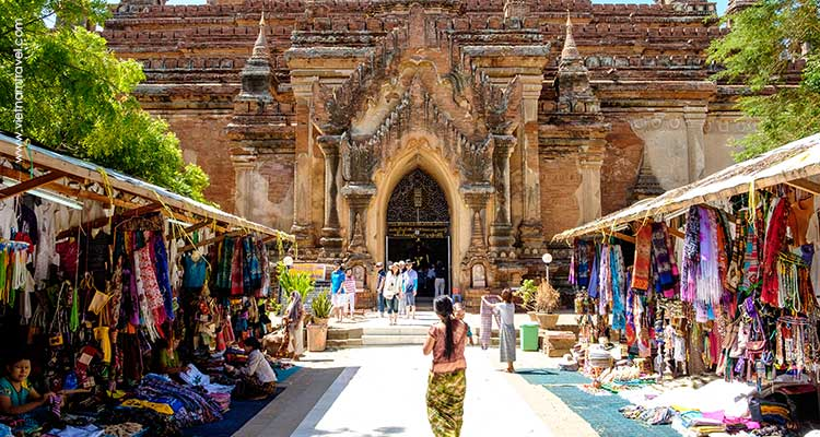 Day 15: Bagan Sightseeing Tour.