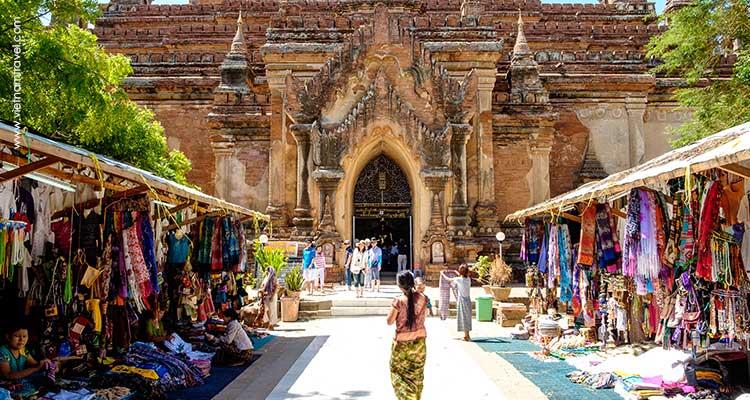 Day 4: Bagan – Mt. Popa – Bagan.
