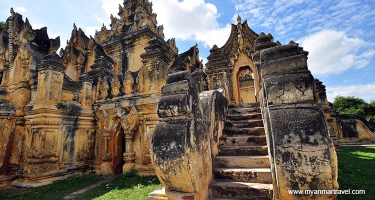 Day 10: Yangon – Mandalay – Sagaing – Amarapura.