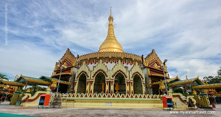 Day 6: Mandalay – Sagaing – Inwa – U Bein.