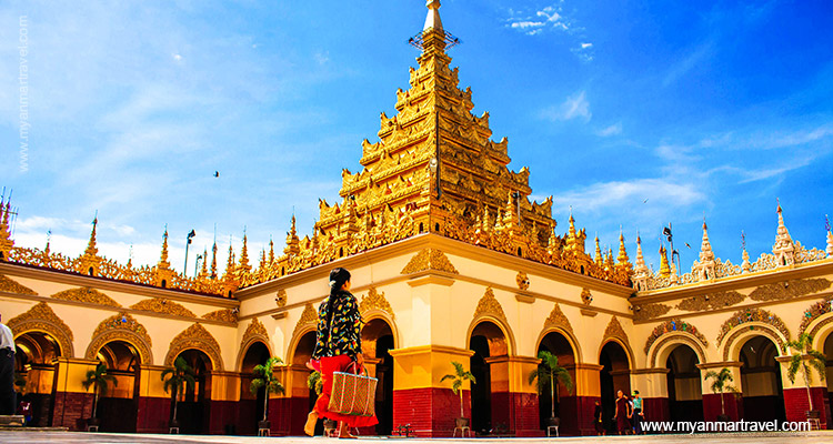 Day 5: Bagan – Fly to Mandalay – Mingun – Mandalay Hill.