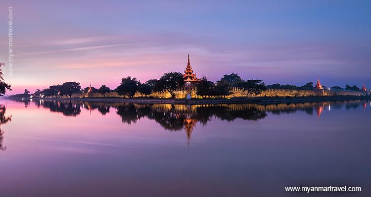 Day 16: Bagan – Fly to Mandalay – Sagaing – Amarapura.