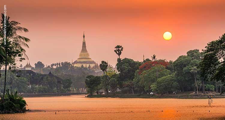 Day 12: Yangon Departure.