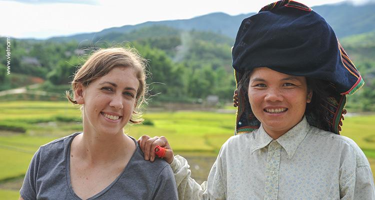Friendly Vietnamese People?
