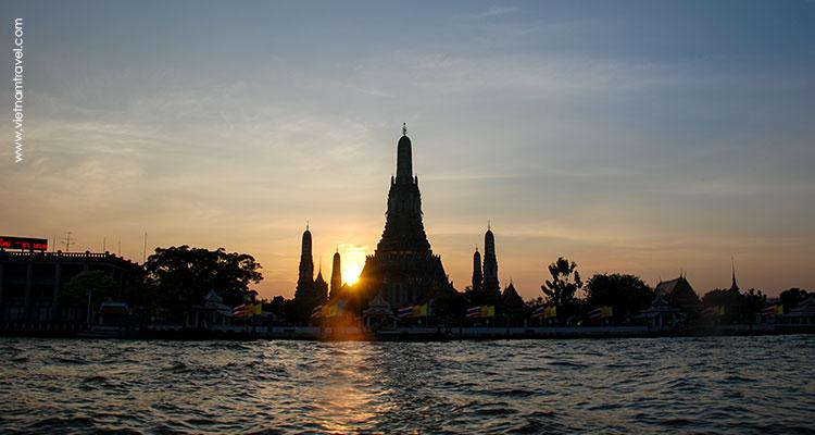 Day 8: Chiang Mai – Fly to Bangkok – City Tour.