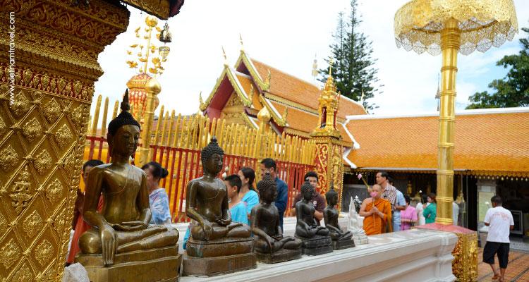 Day 6: Hanoi – Fly to Chiang Mai.