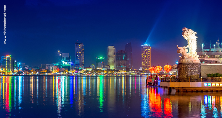 Beautiful night in Danang