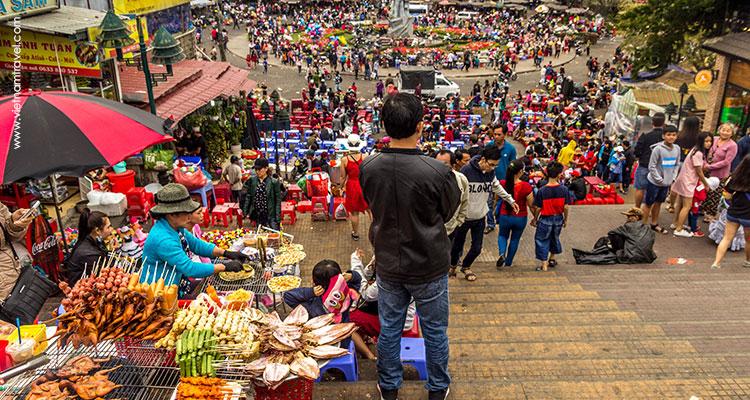 Day 12: Nha Trang – Drive to Dalat – City Tour.