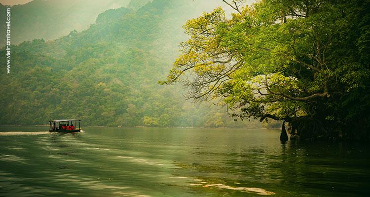Day 3: Cao Bang - Pac Po Cave - Ba Be Lake
