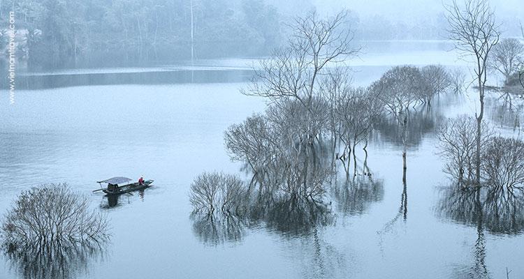 Day 5: Meo Vac - Bac Kan - Ba Be Lake.