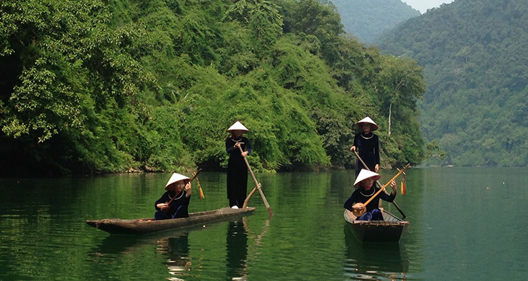 Day 5: Meo Vac - Bac Kan - Ba Be Lake.