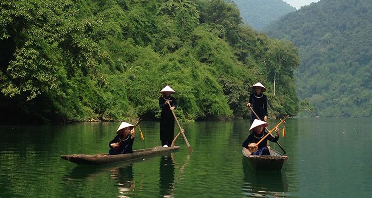 Day 5: Ba Be - Bac Kan - Hanoi