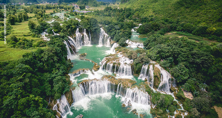 Day 7: Bac Can - Cao Bang - Ban Gioc Waterfall.
