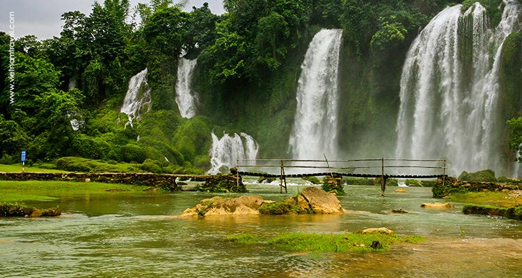 Day 2: Cao Bang - Ban Gioc Waterfall