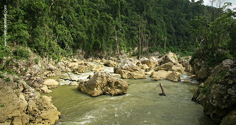 Day 4: Ba Be Lake - Dau Dang Waterfall