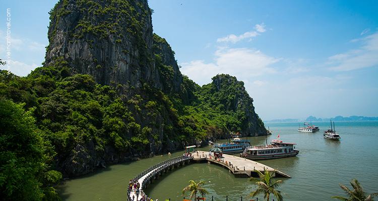 Day 4: Hanoi – Halong Bay (World Heritage Site) – Overnight on cruise.
