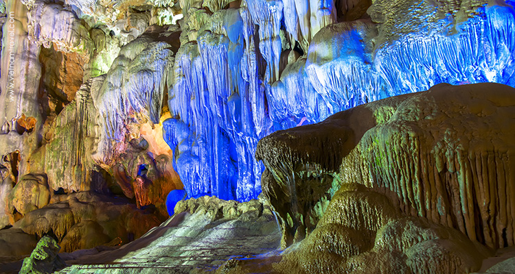 Top 5 Magnificent caves worth visiting in Halong Bay
