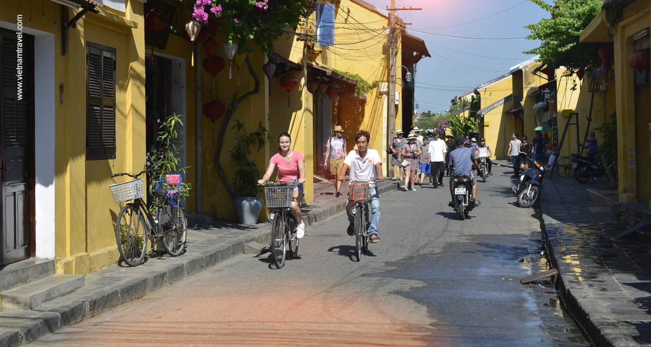 Day 6: Hoian Walking Tour.