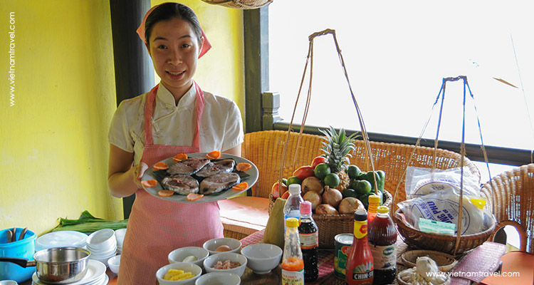 Day 5 Hoian Cooking Class – Walking Tour.